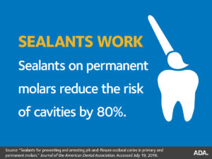 dental sealants workd ADA